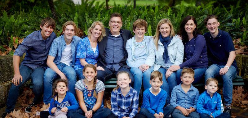 Peter Durack - Family