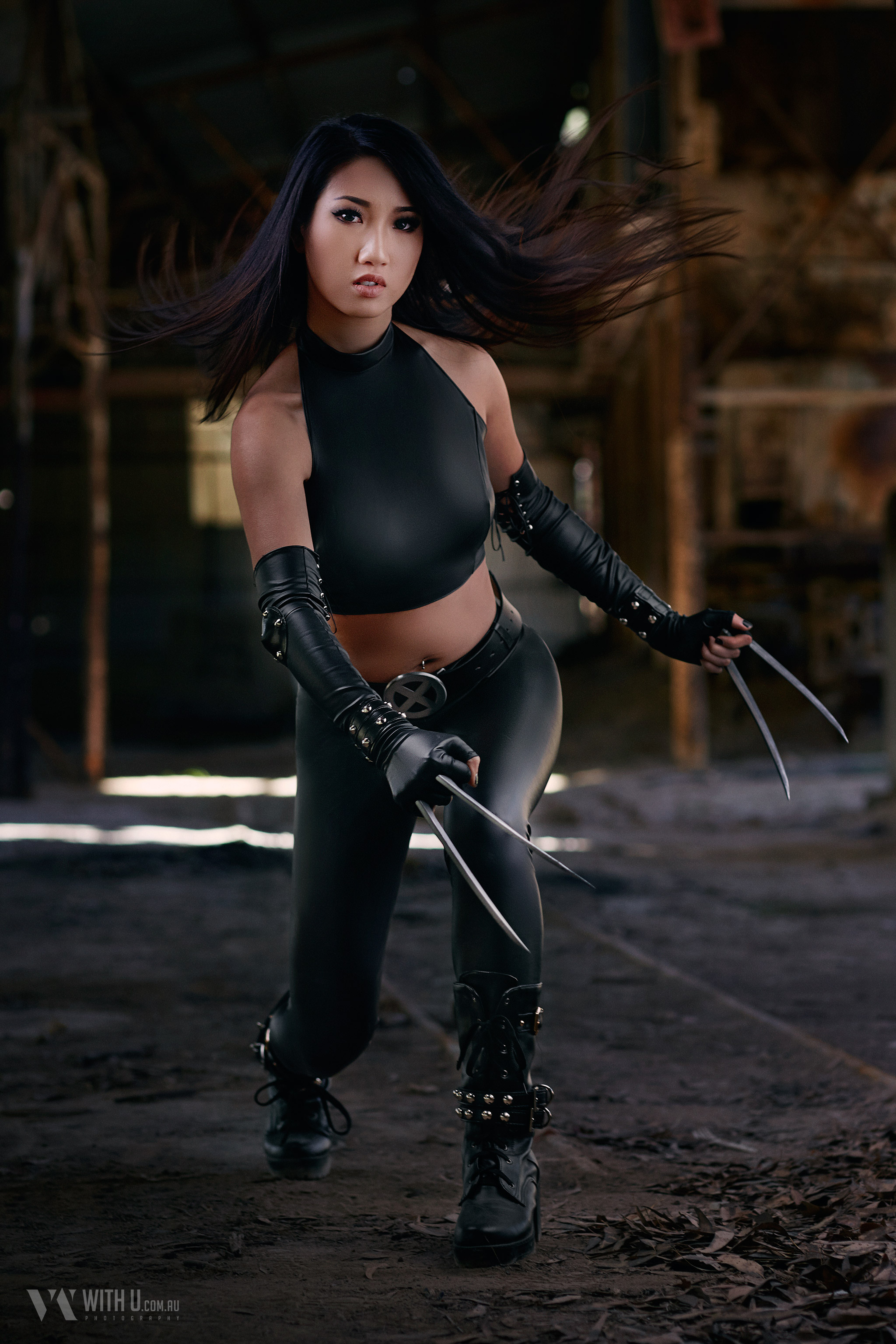WithU » Wedding photography in Perth » X-23 – Cosplay X 23 Cosplay