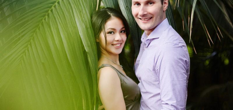 Cheryl & Michael